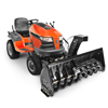 "50"" 2 Stage Tractor Mount Snow Blower Attachment"