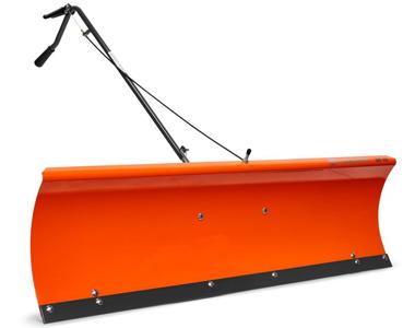 Husqvarna 48 inch Snow Blade - Orange MowersAtJacks.Com