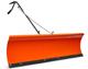 Husqvarna Snow Blade Orange