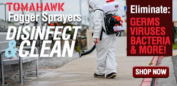 Tomahawk Foggers Sprayers