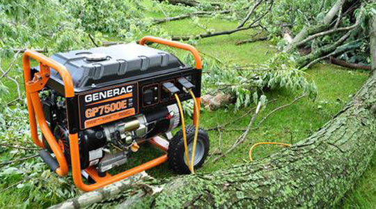 GP Series Generators