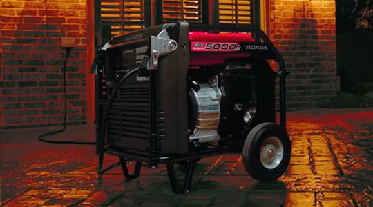 Emergency/Home Generators