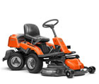 Articulated Riding Mowers