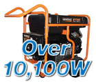 Generators Over 10100 Watts