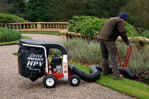 Little Wonder Lawn Vacuum Accessories