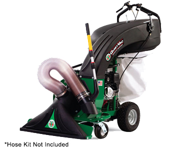 Billy Goat QV550H - Litter Vacuum  MowersAtJacks.Com