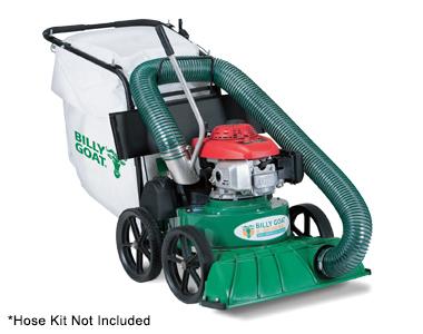 Billy Goat TKV650SPH - Lawn Vacuum  MowersAtJacks.Com