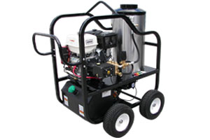 Pressure-Pro Hot Water Pressure Washers