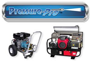 Pressure-Pro Pressure Washers