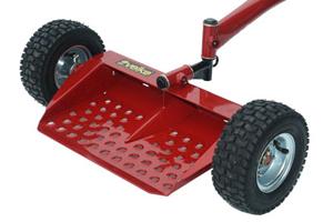 Velke Mower Sulky Accessories - Velke Two Wheel Sulky