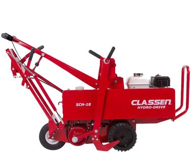 Classen SCHV-18/5.5 - Sod Cutter MowersAtJacks.Com