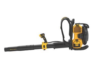 Dewalt 40v Dcbl590x2 Backpack Blower W 2 Batteries 7 5 Ah