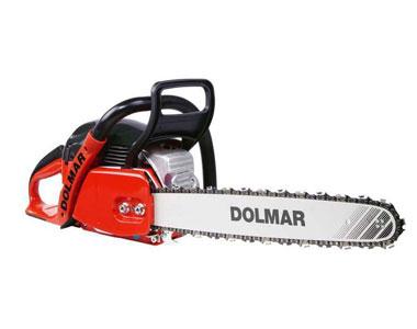 Dolmar Chainsaws - DOLMAR CHAINSAWS