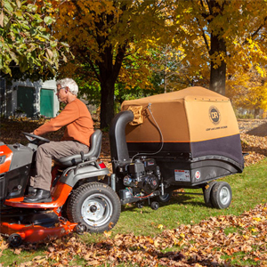 Dr Power 13 28 Pro Tow Behind Leaf Amp Lawn Vacuum
