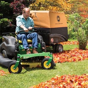 Dr Power 16 96 Pro Xl Tow Behind Leaf Amp Lawn Vacuum