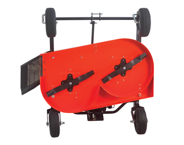 Dr Power Mow Pro 44 13 3hp Tow Behind Field And Finish Mower