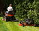 Mow Pro 60 in use 3