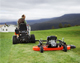 Mow Pro 60 in Use 4
