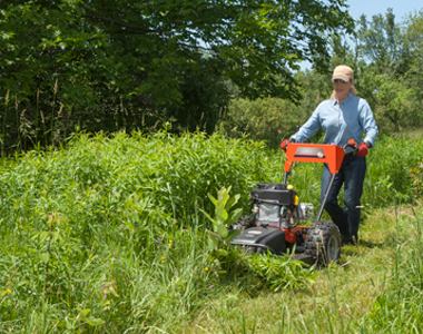 And Brush Mower Dr Pro Xl 44 20 Es Tow Behind Field And Brush Mower