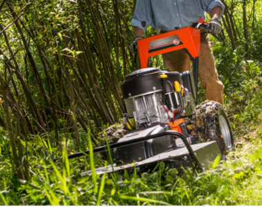 DR Power PRO MAX-34 20 HP Electric Start Field and Brush Mower