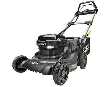 EGO LM2020SP 20 inch Battery-Powered Self-Propelled Steel Deck Mower  (Battery & Charger Not Included)