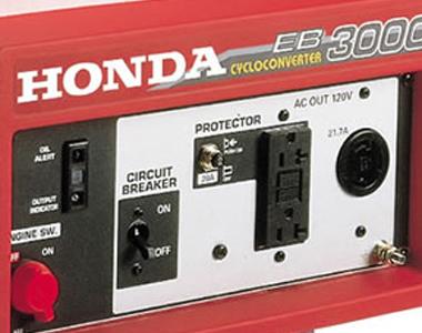 High Quality Honda EB3000 Portable Generator; Honda EB3000 Portable Generator