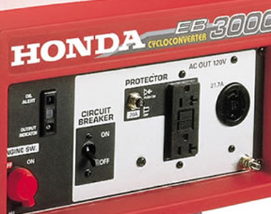 Honda EB3000 Portable Generator