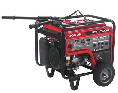 Honda EB4000X MowersAtJacks.Com