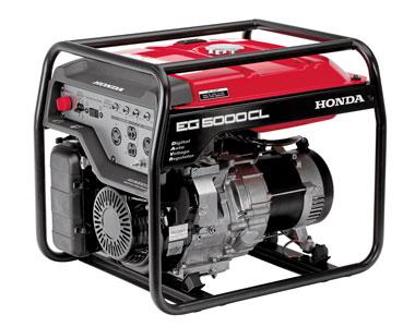 Honda EG5000 MowersAtJacks.Com