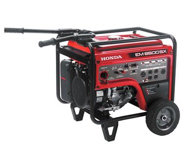 Honda EM6500 MowersAtJacks.Com