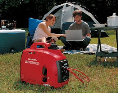 Honda EU1000i 1000 Watt Portable Inverter Generator