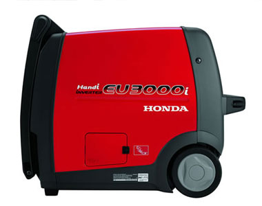 ... Honda EU3000i Handi Portable Inverter Generator ...