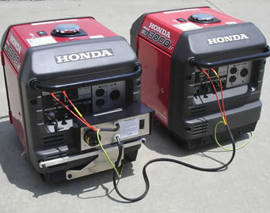 Honda Eu3000is 3000 Watt Portable Inverter Generator