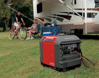 Honda EU3000iS Portable Inverter Generator; Honda EU3000iS Portable Inverter  Generator ...