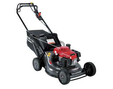 Honda HRC216HXA 21 Inch 160cc Self Propelled Commercial Lawn Mower, Blade  Override