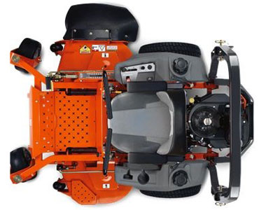 Husqvarna MZ54 54 inch 24 HP (Kawasaki) Zero Turn Mower w/ ROPS