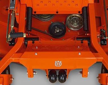 Husqvarna MZ52 52 inch 25 HP (Kohler) Zero Turn Mower