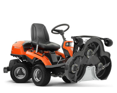 Husqvarna R322T 48 inch 20 HP All-Wheel Drive Articulated Riding Mower