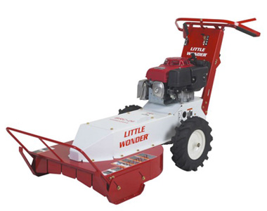Little Wonder BRC-26 Hydro - Briggs & Stratton MowersAtJacks.Com