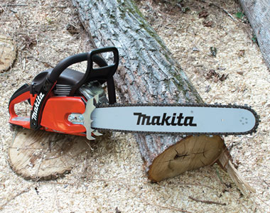 Makita dcs5121reg 18 50cc chainsaw greentooth Choice Image