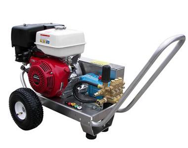 Pressure Pro Pressure Washers - PRESSURE PRO GAS PRESSURE