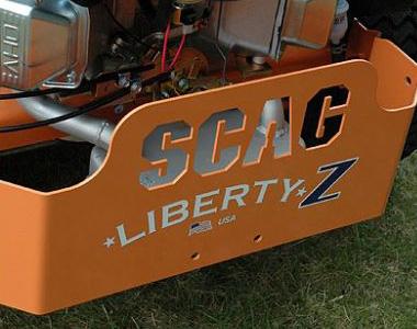 Scag Liberty Z 52 inch 24 HP(Kohler) Zero Turn