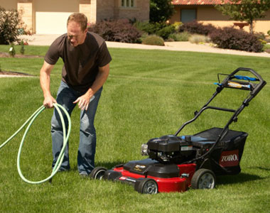 what to do with a small bedroom toro timemaster 30 inch 223cc personal pace mower recoil 21199