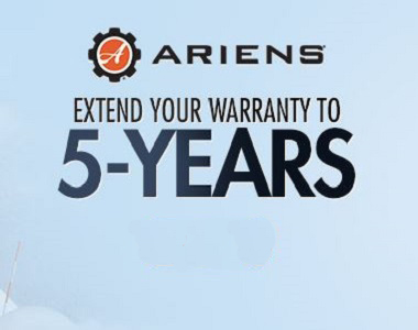 Ariens 42100002 - 2 Year Warranty Extension SnowBlowersAtJacks.Com