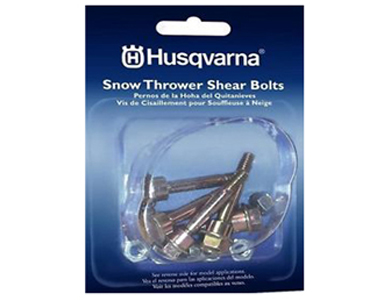 Husqvarna 580790401 - Shear Pins SnowBlowersAtJacks.Com