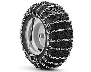 Husqvarna 587199402 - Tire Chains SnowBlowersAtJacks.Com