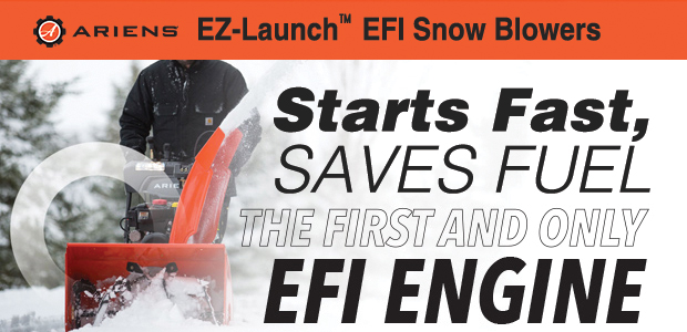 Ariens EFI Snow Blowers