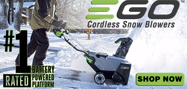 EGO Snow Blowers