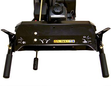 Ariens Sno-Tek 20E Snow Blower Controls