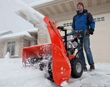 """Ariens ST24LE Deluxe 24"""" 254cc Two Stage Snow Blower ..."""